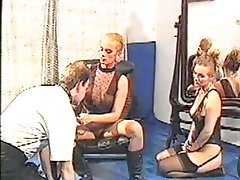 BDSM Group Sex Hairy MILF Vintage