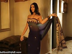Asian Indian Massage MILF Brunette