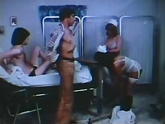 Group Sex Hairy Medical Stockings