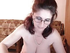Mature, MILF, Russian, Webcam