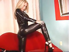 Big Boobs Big Butts Blonde British Latex