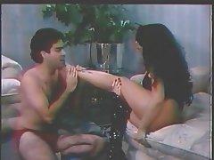 MILF Brunette Foot Fetish BDSM Femdom
