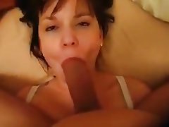 Babe, Big Boobs, Blowjob, Facial