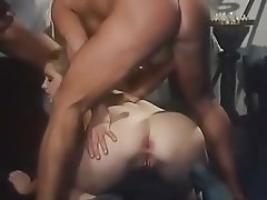 Anal, Cumshot, Double Penetration, Hairy, Vintage
