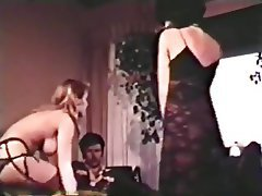 Hairy Pornstar Threesome Vintage