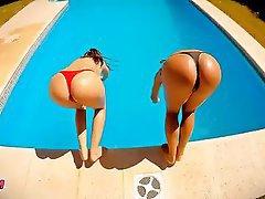 Big Boobs Big Butts Lesbian Outdoor Teen