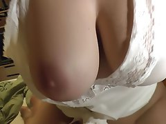 Amateur Big Boobs MILF POV Squirt