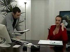 Big Boobs German MILF Pornstar