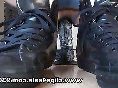 Anal Foot Fetish Latex