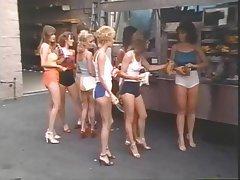 Cumshot Group Sex Hairy Lingerie Vintage