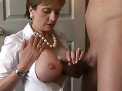Facial, Big Boobs, MILF, Pornstar