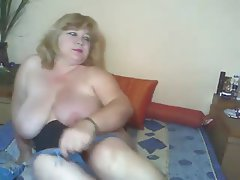 BBW Big Boobs Big Butts Granny Webcam