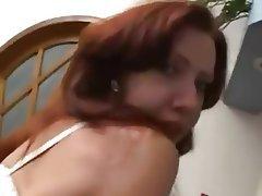 Anal Brazil Cumshot Mature Redhead