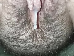 BBW Close Up Creampie Cumshot Hairy