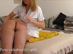 Amateur BDSM Femdom Medical Spanking