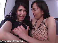 Asian, Big Boobs, Japanese, Lingerie