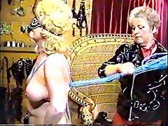 BBW, BDSM, Big Boobs, German, Vintage