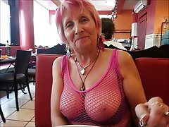 Granny MILF Mature Big Boobs