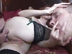 BDSM, Cunnilingus, Femdom, Foot Fetish
