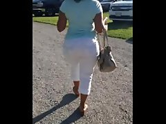 BBW Big Butts Mature Voyeur