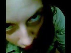 Amateur Blowjob Close Up Cumshot Facial