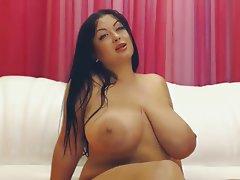 Big Butts Big Boobs Brunette Webcam