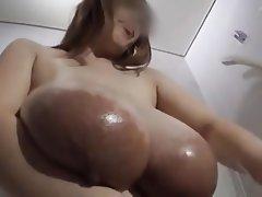 Asian Big Boobs Close Up Nipples