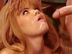 Cumshot Facial Pornstar