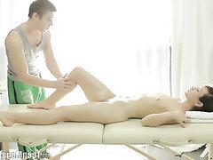 Babe BBW Massage
