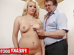 Old and Young Teen Czech Blonde