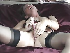 MILF Masturbation Mature Orgasm