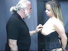 BDSM, Blowjob, Pantyhose, MILF