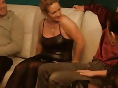 Big Boobs German Mature Swinger