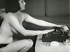 Brunette Softcore Vintage