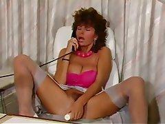 German Big Boobs MILF Orgasm Pornstar