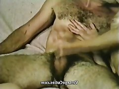 Gangbang Group Sex Hairy Swinger Vintage