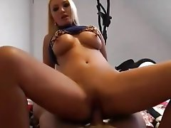 Blonde german  milf  fucking