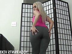 BDSM Femdom POV Spandex