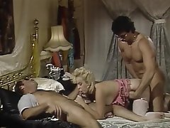 Group Sex Hairy Stockings Vintage