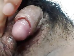 Amateur, Asian, Hairy, Masturbation