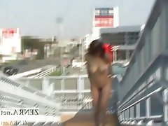 Asian Big Boobs Japanese Outdoor