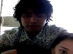 Amateur Asian Babe Webcam