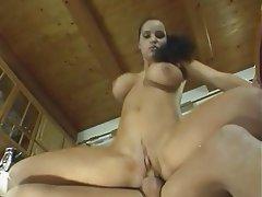 Anal Babe Big Boobs Brunette Czech