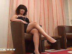 Amateur Arab Brunette Casting French