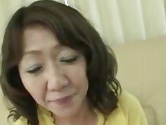Creampie Big Boobs Japanese MILF