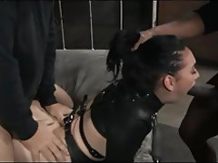 BDSM Hardcore Interracial